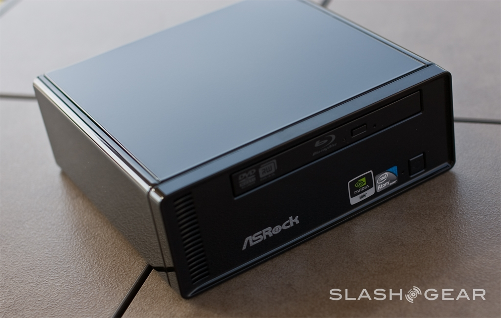 ASRock ION 330-BD Nettop Review