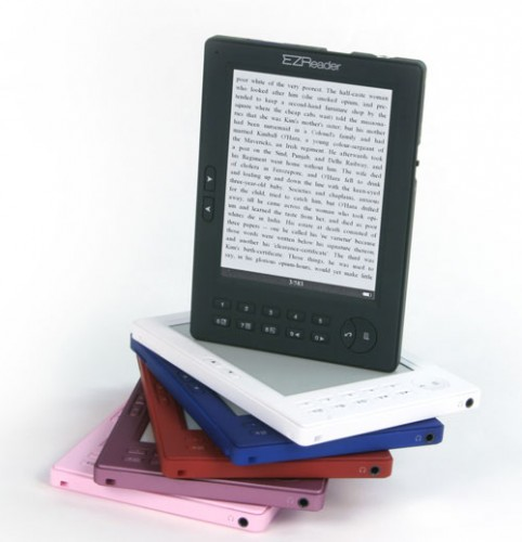 Astak Pocket PRO eBook Reader announced