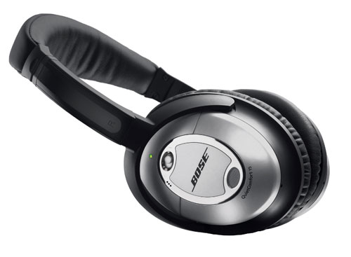 Bose announces new QuietComfort 15 noise cancelling headphones