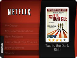 Netflix iPhone movie streaming on the way?