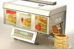 ChefStack automatic pancake machine: kitchen heaven