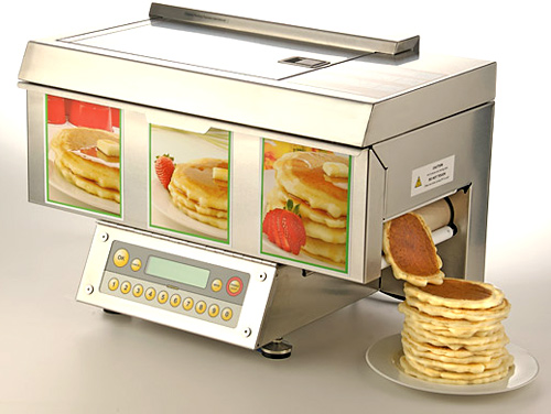 ChefStack automatic pancake machine: kitchen heaven