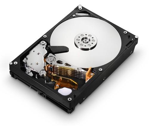 Hitachi Deskstar 7K2000: world's first 2TB 7,200rpm 3.5-inch HDD