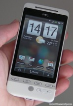 HTC focus on mid-range for 2009; Magic sells over 1m