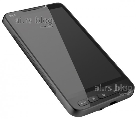 HTC Leo new images, specs emerge