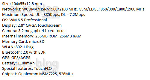 htc_mega_specifications