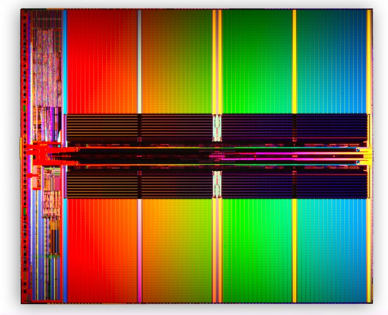 Intel and Micron announce super-efficient 32Gb MLC NAND memory