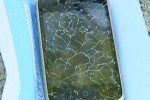French iPhone explodes mid-call, glass screen sent flying