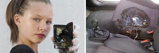 iPod touch, iPhone 3G explode; Apple demand confidentiality before refund