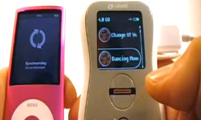 "Leyio adding iPod sync support to ""personal sharing device"""