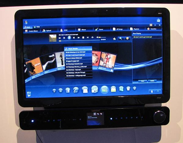 """Medion Akoya """"The Touch"""" X9613 touchscreen all-in-one [Video]"""