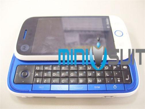 Motorola Morrison specs leak: entry-level Android for T-Mobile