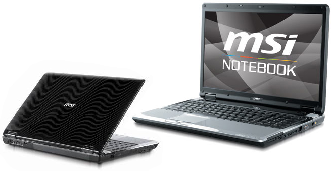 MSI Bravo EX628 notebook packs Blu-ray, HDMI, 2.1 sound