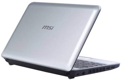 MSI to launch touchscreen Windows 7 Pine Trail netbooks in December?