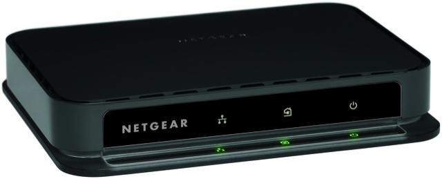 Netgear XAVB1004 Home Theater 4-port Powerline switch kit