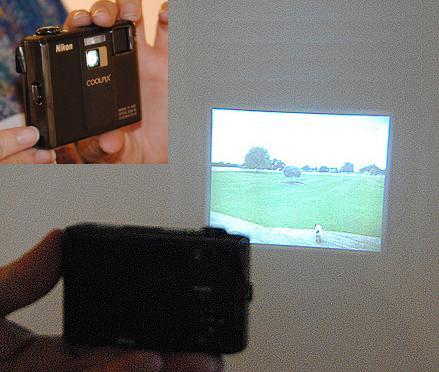 Nikon Coolpix S1000pj gets hands-on: fun & convenient [Video]