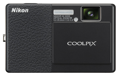 Nikon Coolpix S1000pj projector-camera among latest picture leaks