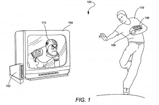 nintendo_wii_football_controller_patent_2