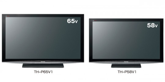 Panasonic VIERA 65- and 58-inch Plasmas hit Japan in September