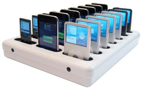 Parat Parasync dock for 20 iPhones