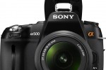 Sony Alpha A850, A550 and A500 DSLRs arrive; still no video