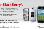 Verizon 2-for-1 BlackBerry offer kicks off again