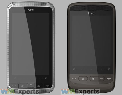 Verizon Diamond 2 and HTC Mega renders leak