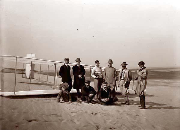 The Wright Brothers and Frequent Flyer Programs or Why Predicting the Future is So Hard