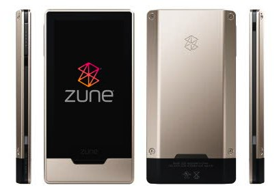 Zune HD pre-order product page hits Amazon