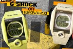 Casio-G-Shock Dual Screen