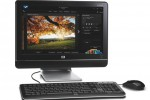 HP MS200 All-in-One PC - right view