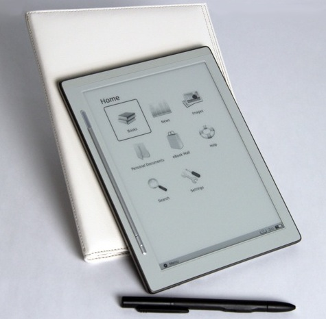 "iRex DR800SG ebook reader ""experience unexpected delays""; no news on a release date"