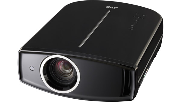 JVC D-ILA HD projectors outed: up to 70k:1 contrast