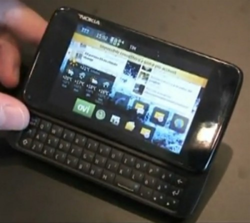 Nokia N900 Gets Another Video, Showcasing Maemo 5 and Multi-Tasking