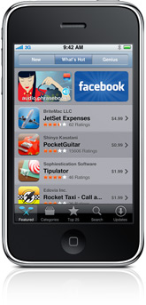 Apple iPhone OS 3.1 Released With Genius, Ringtones, and Organization