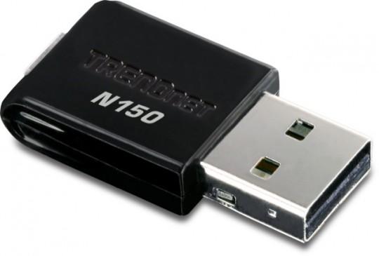 TRENDnet TEW-648UB is world's smallest 150Mbps WiFi-n dongle - SlashGear