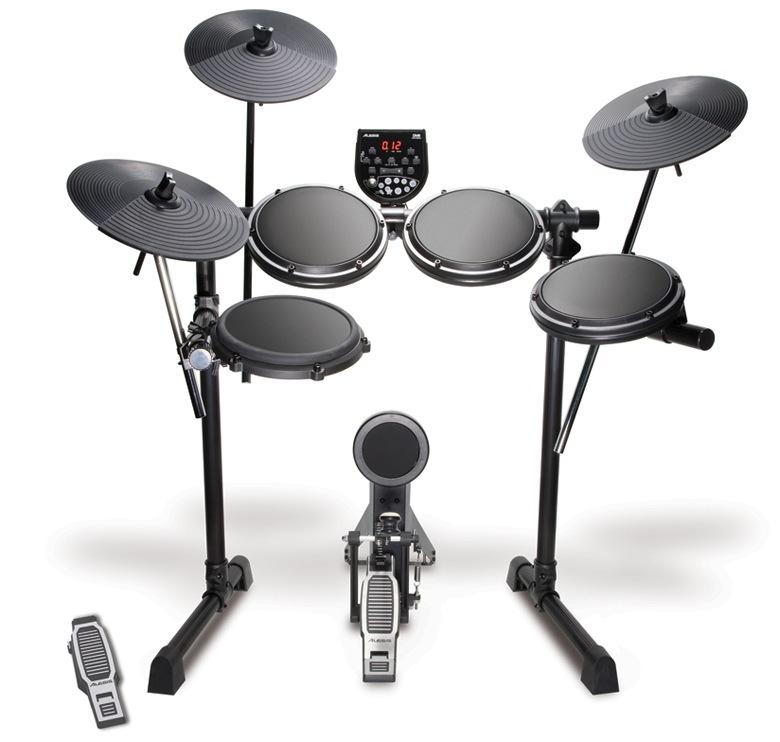 Alesis DM6 digital drum kit for Rock Band upgraders