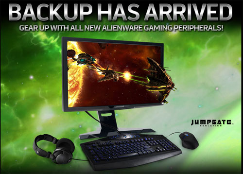 Alienware unveils new peripherals for gamers
