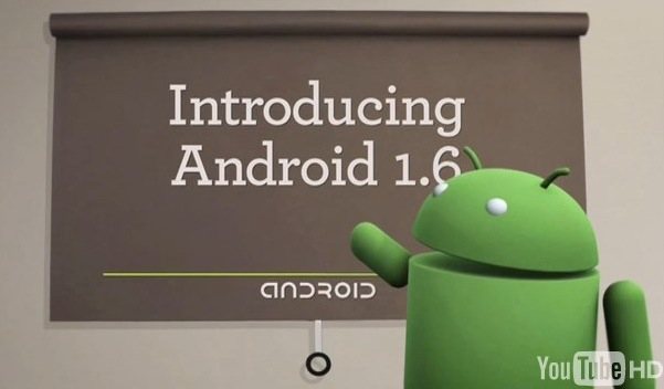 Android 1.6 SDK released: more resolution support, CDMA [Video]
