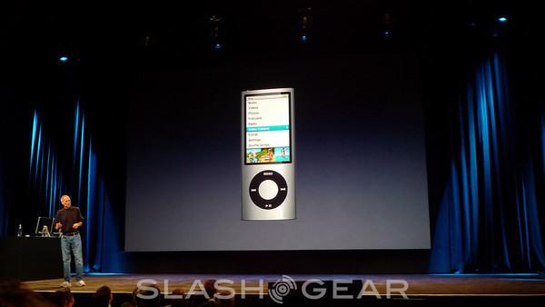 Apple iPod nano gets video camera, FM radio, more