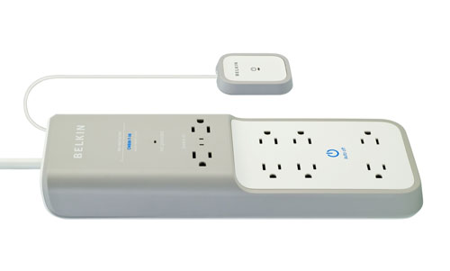 Belkin unveils Conserve Surge with Timer
