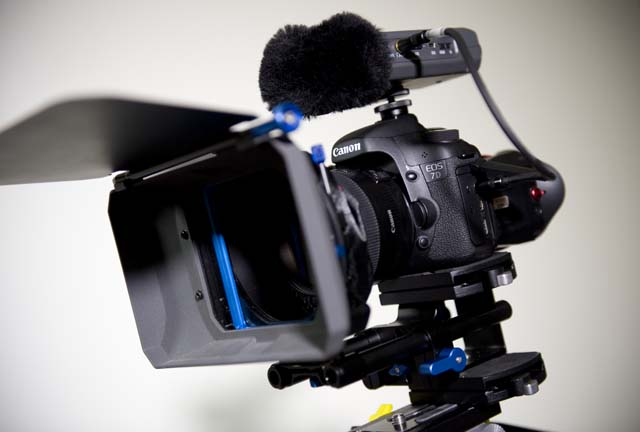 Canon EOS 7D HD video performance tested: awesome results [Video]