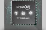 CrestaTV universal TV tuner chip reaching manufacturers