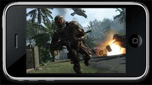 AMD next-gen GPUs help OTOY put Crysis on iPhone