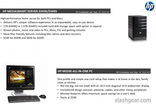 hp mediasmart all in one