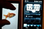 HTC Leo multitouch display gets video demo