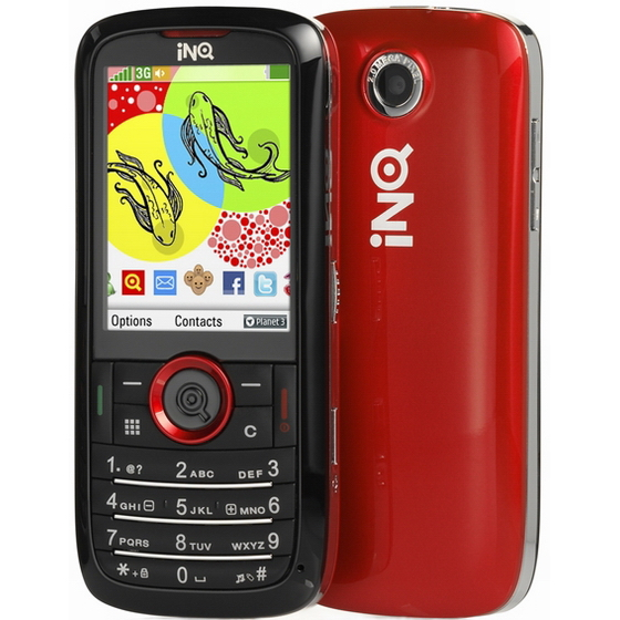 INQ Mobile Mini 3G lands from early October