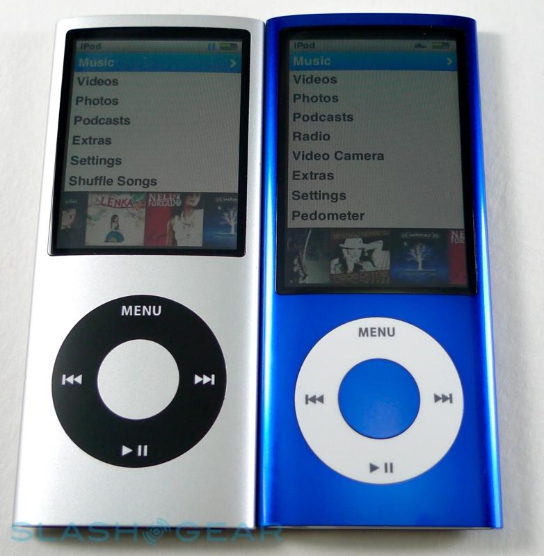 iPod nano 5G Video Review - SlashGear