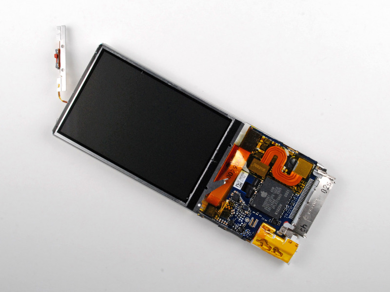 iPod nano 5G gets teardown