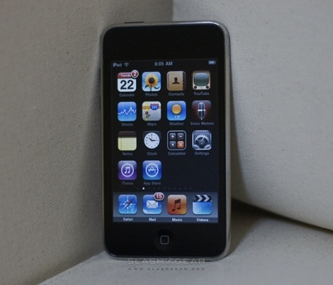 Does the iPod touch 3G stay ahead of the pack, or did Apple miss a trick by